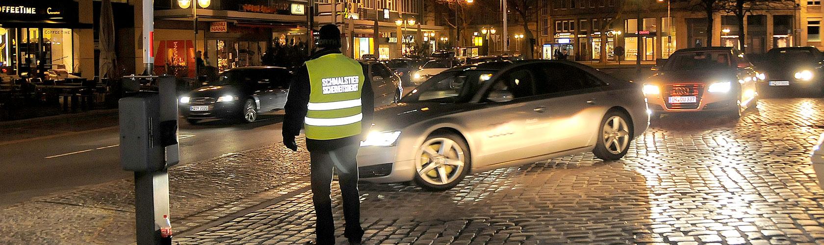 Diskothekenschutz - Security Parkservice für eine Veranstaltungsschutz in Hannover