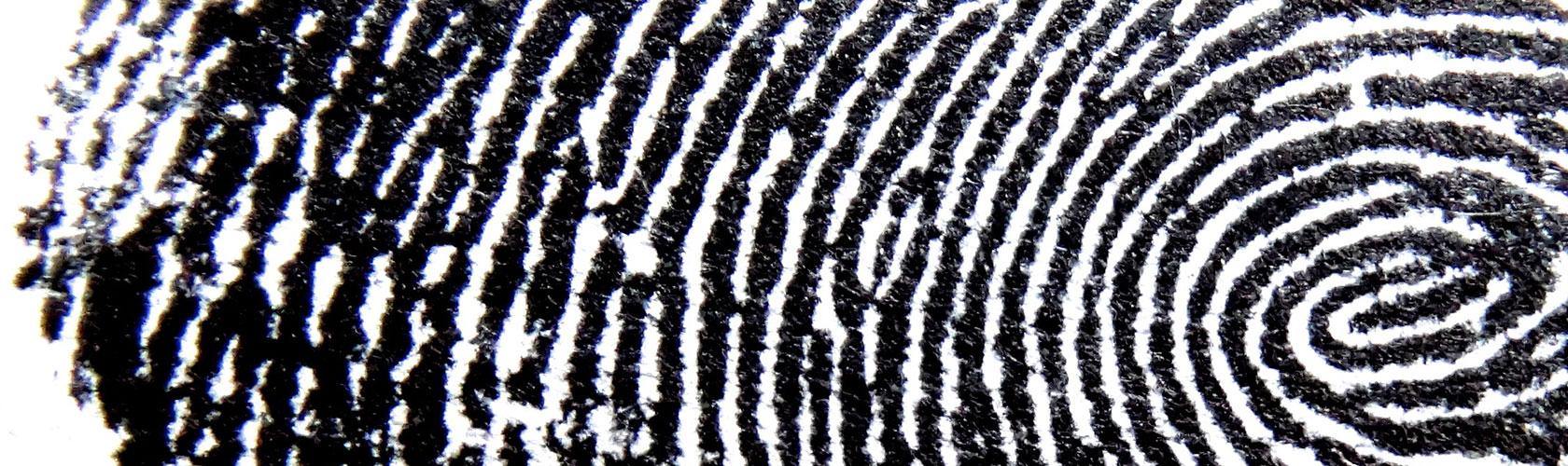 Observation und Ermittlung de rSecurity Hannover Fingerabdruck Beispielbild