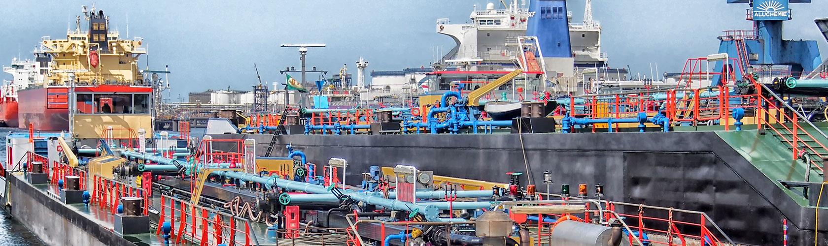 Hafensicherheit und Port Facility