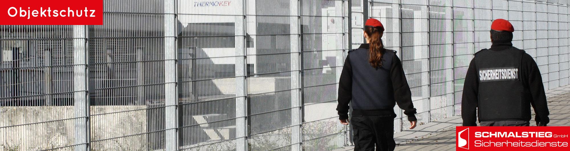 Sicherheitsdienst Hannover - Objektschutz
