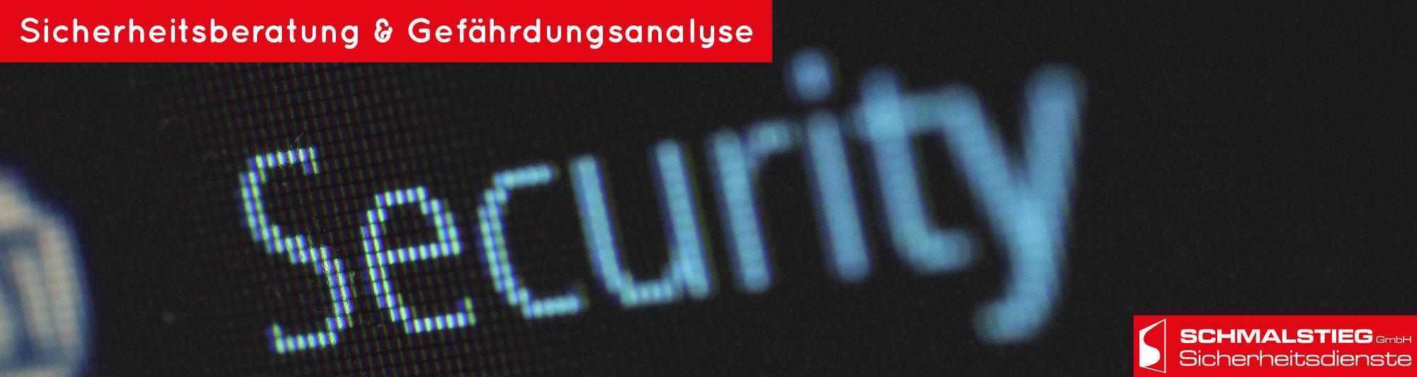 Sicherheitsdienst Hannover - Security und Gefährdungsanalyse