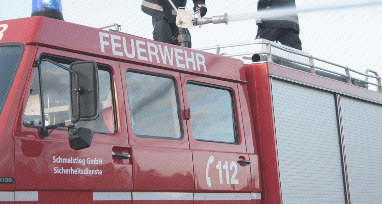 Hannover Feuerwehr / Brandwache Löschfahrzeug