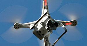 Drohnenueberwachung Hannover