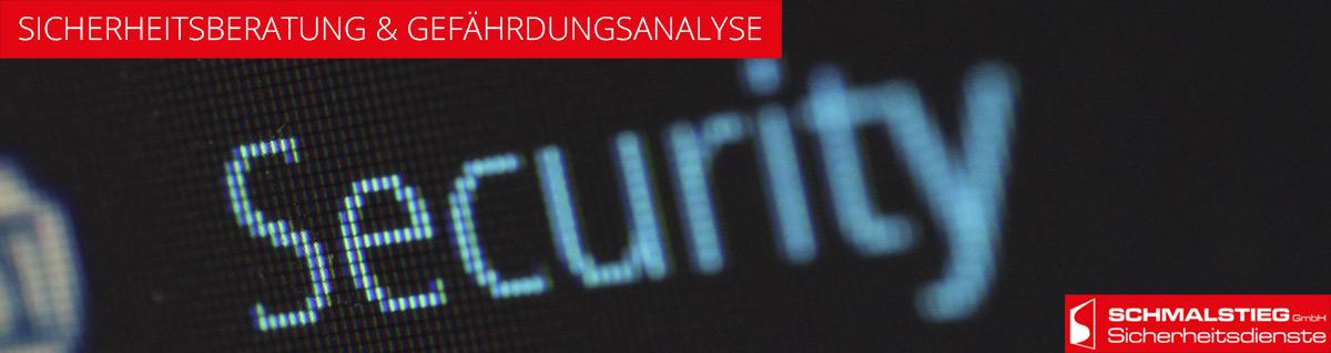 Sicherheitsberatung Hannover Sicherheitsdienst