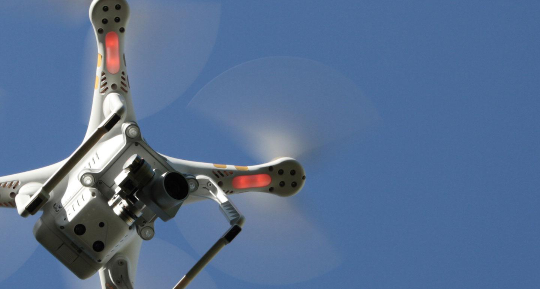 Drohnenüberwachung Hannover Sicherheitsdienst Schmalstieg