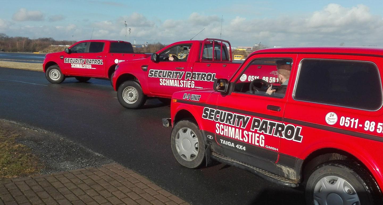 Security Patrol Hannover Sicherheitsdienst Schmalstieg